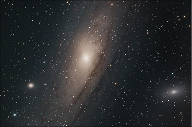 Galaxie v Andromedě C - 40x60 - plátno