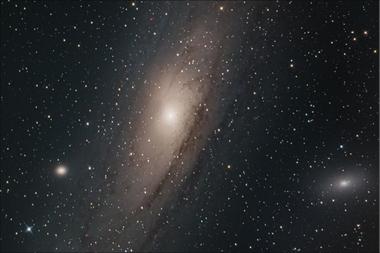 Galaxie v Andromedě C - 60x90 - plátno