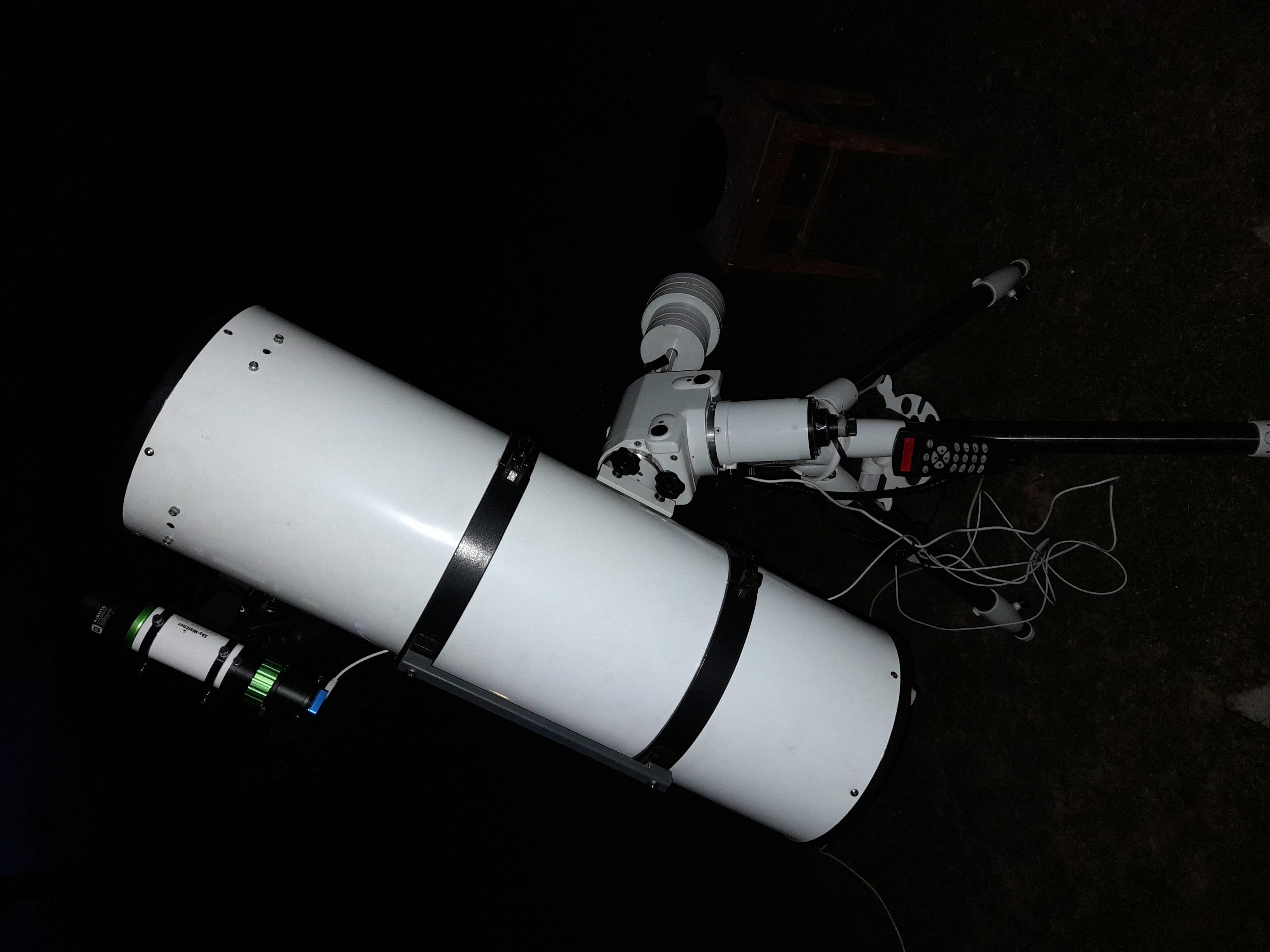 Teleskop TS 250/1000