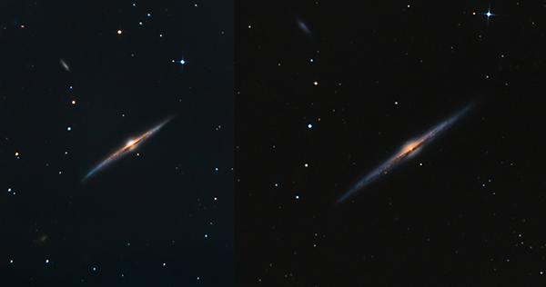 Srovnání teleskopů 4